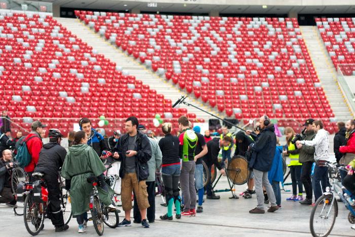 Mobilny Serwis Rowerowy event rowerowy